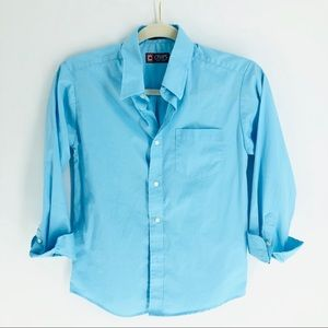 Chaps fitted button down shirt